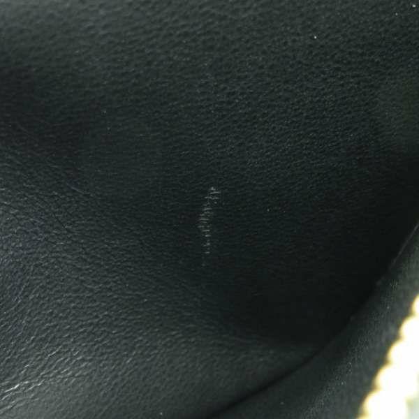 サンローランパリ チェーンウォレット モノグラム エンベロープ 393953 SAINT LAURENT PARIS 財布 クラッチ ポシェット クロスボディ YSL