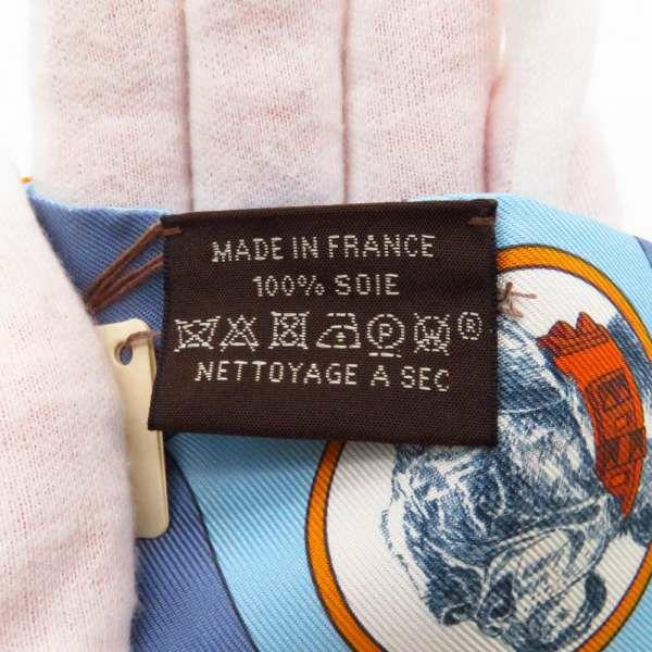 エルメス スカーフ ツイリー 首輪と犬 Colliers et chiens HERMES シルクツイル 2020年秋冬 コリエ・エ・シアン