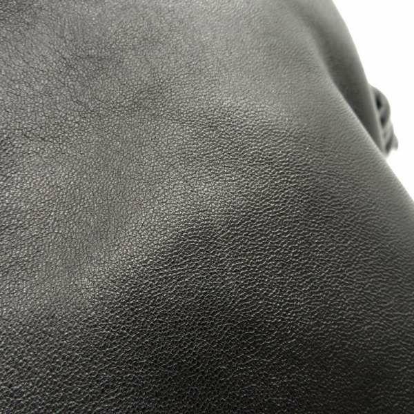 ロエベ ショルダーバッグ フラメンコノット 326.81.K65 LOEWE バッグ ブラック 黒