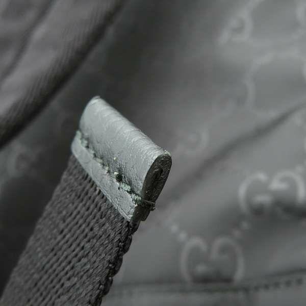 グッチ リュック GG柄 バックパック 387071 GUCCI バッグ リュックサック ブラック 黒