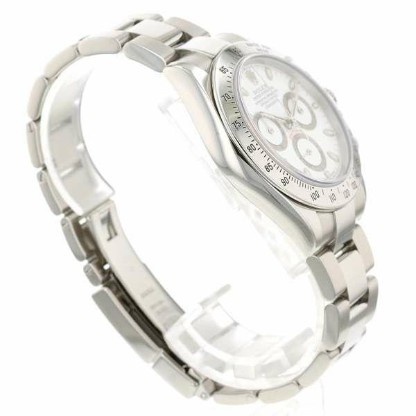 ロレックス コスモグラフ デイトナ P番 116520 ROLEX 腕時計 クロノグラフ ウォッチ 鏡面 白文字盤