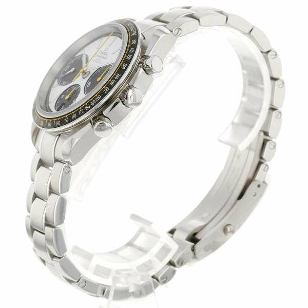 オメガ スピードマスター レーシング コーアクシャル クロノグラフ 326.30.40.50.04.001 OMEGA 腕時計 白文字盤