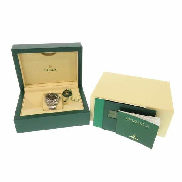 ロレックス オイスターパーペチュアル ランダムシリアル ルーレット 124300 ROLEX 腕時計 2020年新作