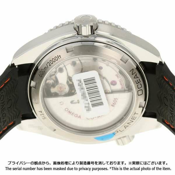 オメガ シーマスター プラネットオーシャン 600M コーアクシャル クロノメーター GMT 232.32.44.22.01.002 OMEGA 腕時計 黒文字盤