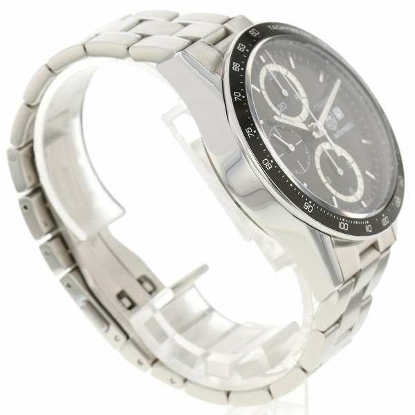 タグホイヤー カレラ キャリバー16 クロノグラフ CV2010.BA0794 TAG Heuer 腕時計 ウォッチ 黒文字盤