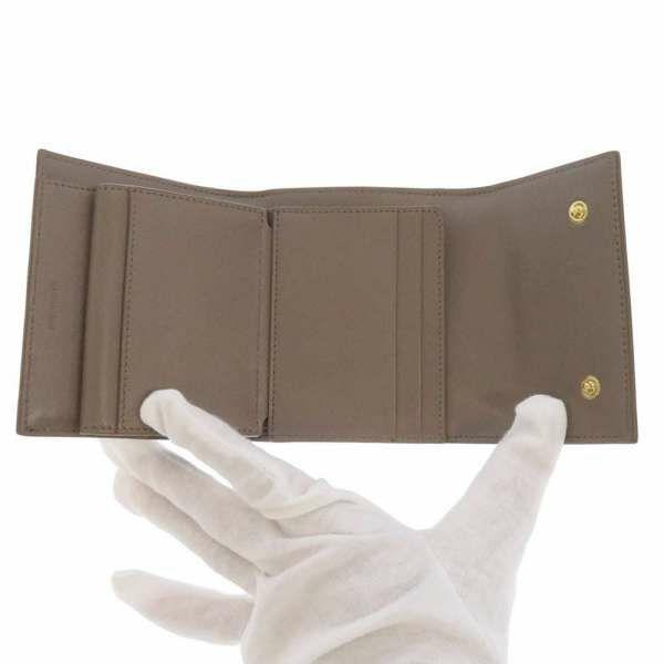セリーヌ 三つ折り財布 スモール トリフォールドウォレット 10B573 CELINE 財布 折りたたみ