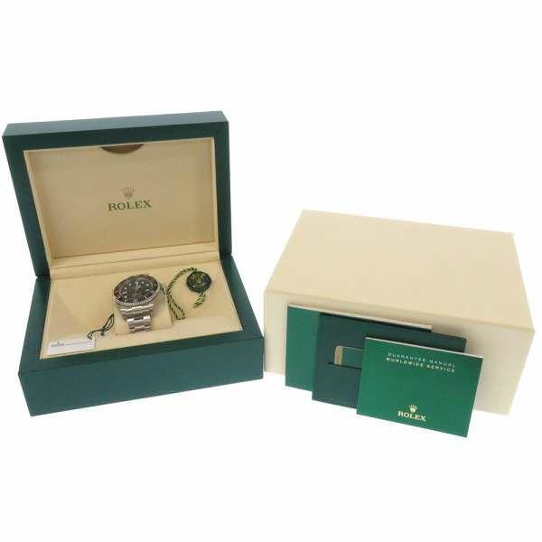 ロレックス シードゥエラー ディープシー ランダムシリアル ルーレット 116660 ROLEX 腕時計 ブルー文字盤