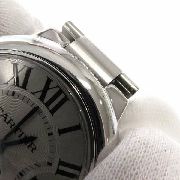 カルティエ バロンブルー MM 33mm W6920071 Cartier 腕時計 ウォッチ レディース