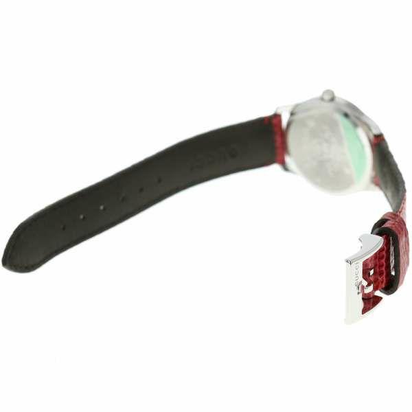グッチ Gタイムレス シェル文字盤 リザード ビー YA126584 GUCCI 腕時計 レディース クォーツ 蜂 ハチ ハート 星
