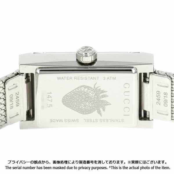 グッチ Gタイムレス メッシュストラップ YA147510 GUCCI 腕時計 クォーツ レディース