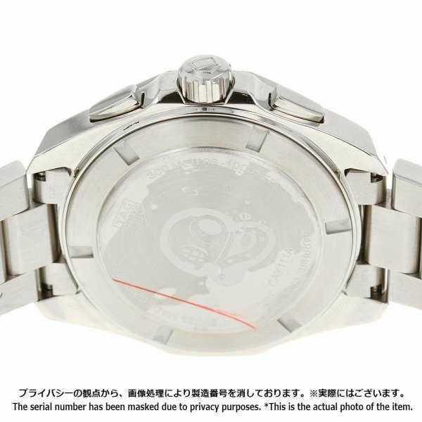 タグホイヤー アクアレーサー クロノグラフ CAY111A.BA0927 TAG Heuer 腕時計 黒文字盤