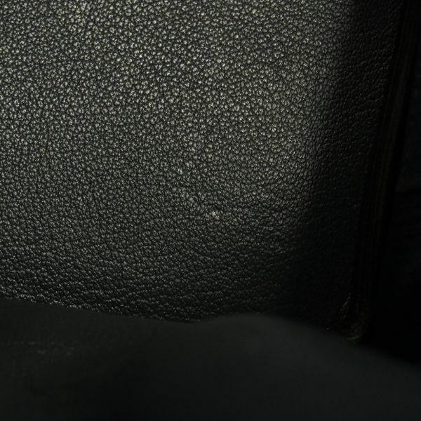 エルメス バーキン30 ブルーオーシャン/シルバー金具 トゴ □R刻印 HERMES Birkin ハンドバッグ