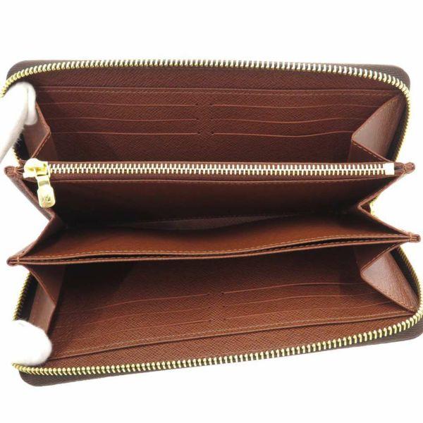 ルイヴィトン 長財布 モノグラム ジッピー・ウォレット M42616 LOUIS VUITTON ヴィトン 財布 ラウンドファスナー