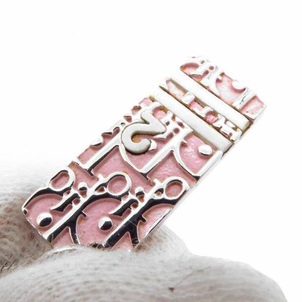 クリスチャン・ディオール ネックレス トロッター ロゴ Christian Dior アクセサリー ペンダント