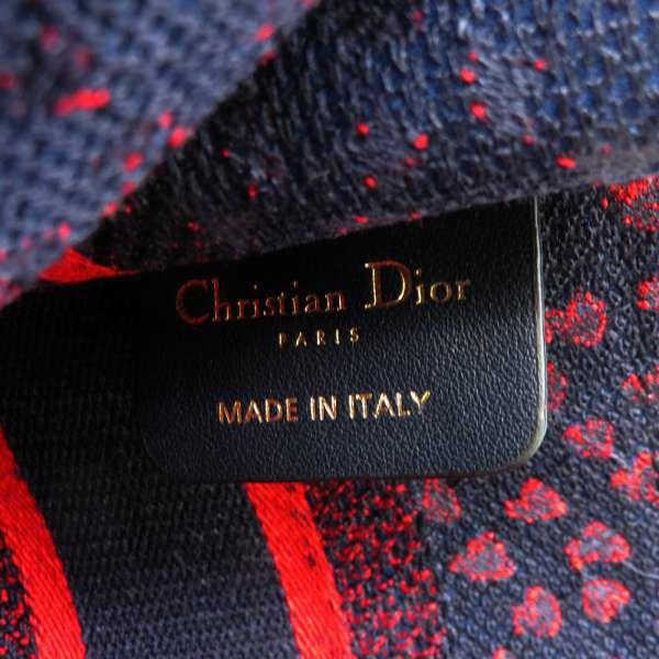 クリスチャン・ディオール トートバッグ ブックトート ミニバッグ I Love Paris エンプロイダリ― S5475ZRGF_M928 Christian Dior バッグ ハート
