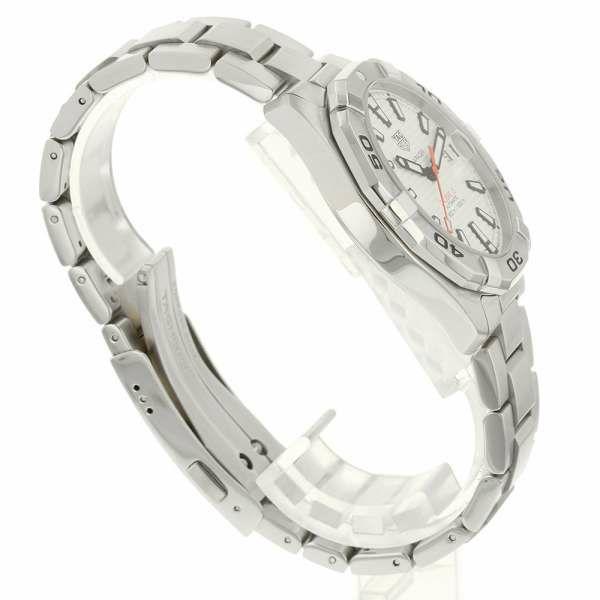 タグホイヤー アクアレーサー キャリバー5 WBD2111.BA0928 TAGHEUER 腕時計 白文字盤