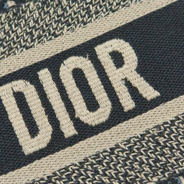 クリスチャン・ディオール トートバッグ ブックトート トロッター TOKYO 刺繍入り Christian Dior ハンドバッグ GINZA SIX限定
