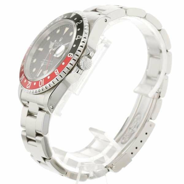 ロレックス GMTマスター2 デイト U番 16710 ROLEX 腕時計 ウォッチ 黒文字盤