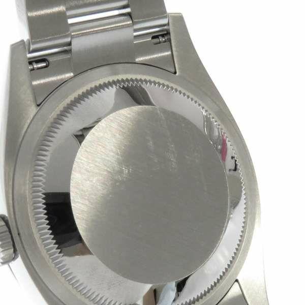 ロレックス デイトジャスト36 SS/K18WGホワイトゴールド ランダムシリアル ルーレット 126234 ROLEX 腕時計