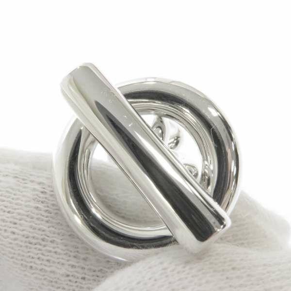 エルメス リング シルバー925 SV925 リングサイズ53 クロワゼット HERMES 指輪 ジュエリー