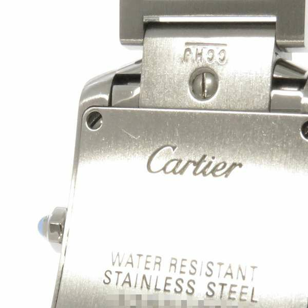 カルティエ タンク フランセーズ SM W51008Q3 Cartier 腕時計 レディース クォーツ