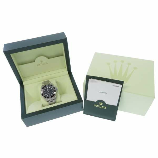 ロレックス サブマリーナ ノンデイト D番 14060M ROLEX 腕時計 ウォッチ 黒文字盤 安心保証