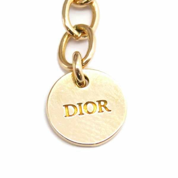 クリスチャン・ディオール ネックレス CD NAVY ネックレス N1407CDNCY D402 Christian Dior アクセサリー スターチャーム