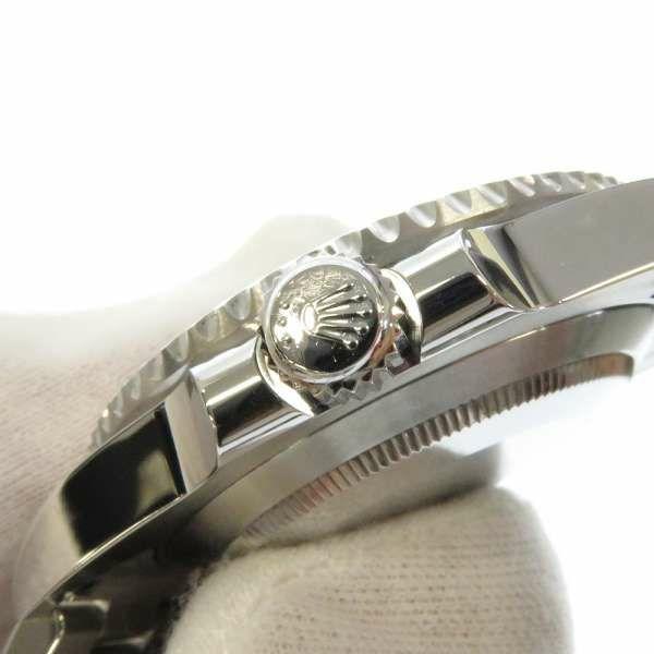 ロレックス サブマリーナ グリーン デイト ランダムシリアル ルーレット 116610LV ROLEX 腕時計