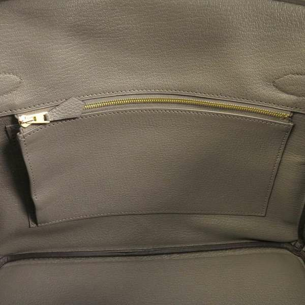 エルメス バーキン30 エタン/ゴールド金具 トゴ Z刻印 HERMES Birkin ハンドバッグ