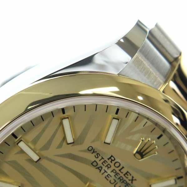 ロレックス デイトジャスト36 K18イエローゴールド ランダムシリアル ルーレット 126203 ROLEX 腕時計 2021年新作