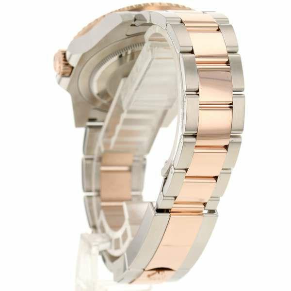 ロレックス GMTマスター2 デイト ランダムシリアル ルーレット SS/K18PGピンクゴールド 126711CHNR ROLEX 腕時計 エバーローズゴールド コンビ