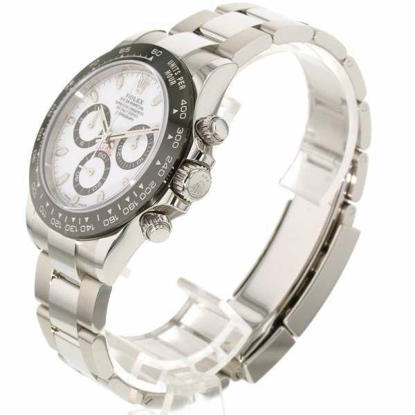 ロレックス コスモグラフ デイトナ ランダムシリアル ルーレット 116500LN ROLEX 腕時計 白文字盤