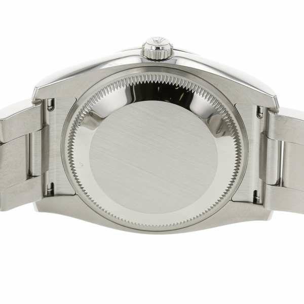 ロレックス オイスターパーペチュアル デイト ランダムシリアル ルーレット 115200 ROLEX 腕時計 ブルー文字盤