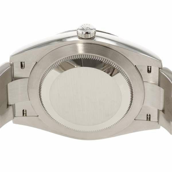 ロレックス オイスターパーペチュアル ランダムシリアル ルーレット 124300 ROLEX 腕時計 ブル―文字盤