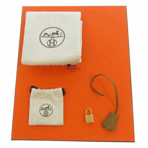 エルメス バーキン30 ブロンズドレ/ゴールド金具 トゴ Y刻印 HERMES Birkin ハンドバッグ