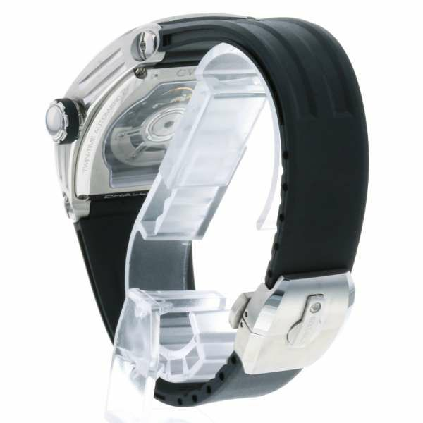 クストス チャレンジ ツインタイム CVT-TW-T2ST CVSTOS 腕時計 ウォッチ