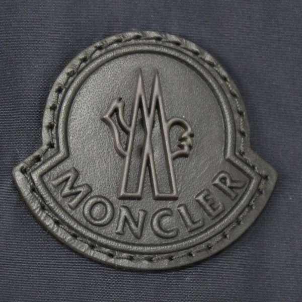 モンクレール ダウンジャケット ダウンコート トラベラー TOURVILLE フード付き ダークネイビー 743 メンズサイズ2 42371 MONCLER アウター 服
