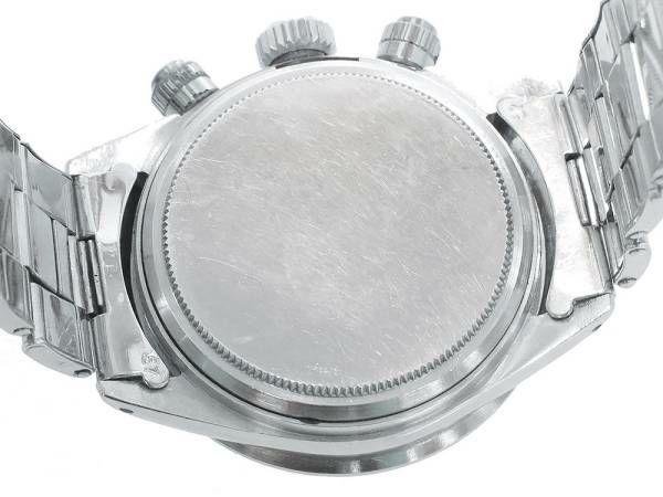 ロレックス コスモグラフ デイトナ 12番 6240 2ライン シルバー文字盤 ROLEX 腕時計 アンティーク【安心保証】【中古】