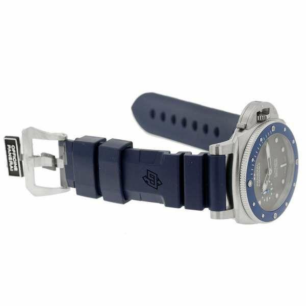 パネライ サブマーシブル V番 PAM00959 PANERAI 腕時計 シャークグレー