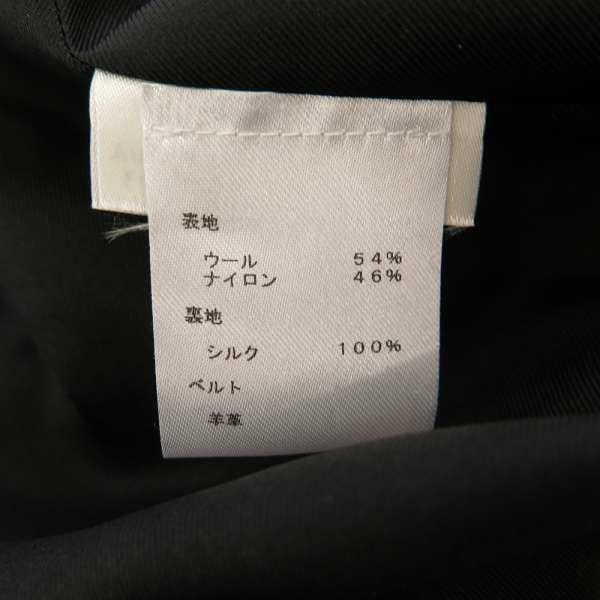 ルイヴィトン ジャケット ブラック ライダース レディースサイズ34 服 アパレル アウター ショート丈