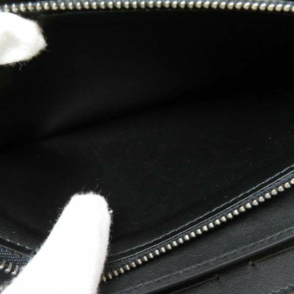 ルイヴィトン 長財布 ダミエ アンフィニ ジッピー XL N61254 オニキス LOUIS VUITTON ハンドル付き ヴィトン 財布