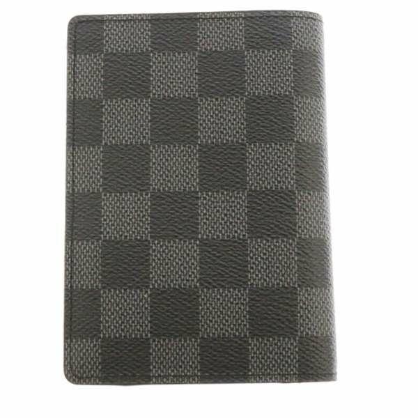 ルイヴィトン 財布 ダミエグラフィット ポルトフォイユ・ジェイムス N63117 LOUIS VUITTON ヴィトン 二つ折り財布 安心保証