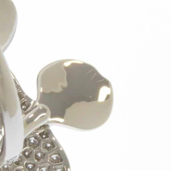 ティファニー リング ペーパーフラワー ダイヤモンド クラスターリング プラチナ950 ダイヤモンド 計1.49ct リングサイズ約12号 Tiffany&Co. 指輪 ジュエリー フラワー