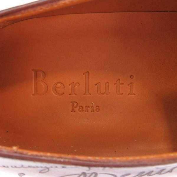ベルルッティ ビジネスシューズ カリグラフィ プレーントゥシューズ メンズサイズ5 1/2 Berluti 靴