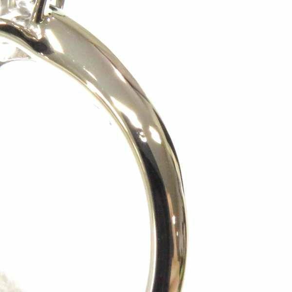 アリシア リング ピンクサファイア0.23ct ダイヤモンド0.85ct プラチナ900 Pt900 リングサイズ約13号 Alicia ジュエリー 指輪 宝石 パパラチア ダイヤ