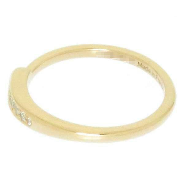 エルメス リング シェーヌダンクル・パンク ダイヤモンド K18PGピンクゴールド リングサイズ52 HERMES ジュエリー 指輪
