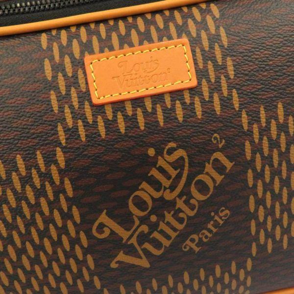 ルイヴィトン リュック ダミエ・エベヌ ジャイアント モノグラム キャンパス・バックパック N40380 LOUIS VUITTON ヴィトン バッグ