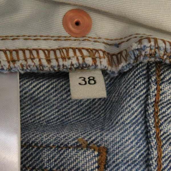 グッチ スカート デニム ブルー レディースサイズ38 433037 GUCCI 服 アパレル ボトムス