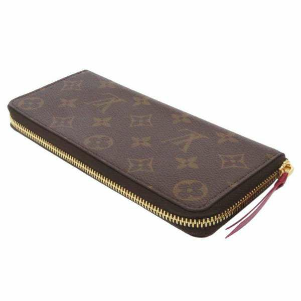 ルイヴィトン 長財布 モノグラム ポルトフォイユ・クレマンス M60742 LOUIS VUITTON ヴィトン 財布
