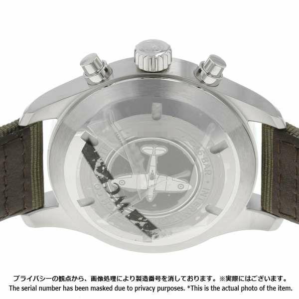 IWC パイロットウォッチ クロノグラフ スピットファイア IW387901 腕時計 ウォッチ